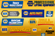 NAPA LOGOS assortment