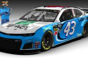 #43 Bubba Wallace Transportation Impact Chevy