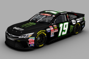 2019 Hailie Deegan #19 Monster Energy Toyota (BR15 Gen6 Mod)