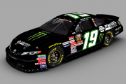 2019 Hailie Deegan #19 Monster Energy Toyota (Original Cup Mod)