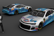 2019 Chris Buescher Speed Up Your Cleanup