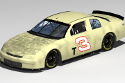 #3 Dale Earnhardt Test Car