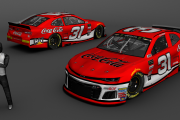 2019 MENCS Fictional- 31 Tyler Reddick