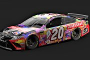 "Erik Jones ""Racing for a Miracle"" Bristol"