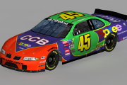 #45 Adam Petty CCB Tribute Pontiac ( ASA )