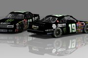Custom #19 Hailie Deegan Monster Energy Napa Power Buick (Cup90 Mod)