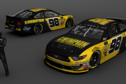 2019 MENCS fictional- 98 Grant Enfinger