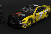 2019 Fictional- 7 Robby Gordon #2