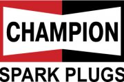 WEDS Champion Spark Plugs Logo