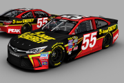 David Ragan Fictional 2015 5-Hour Energy Paint Scheme