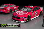 #23 Dr Pepper ford 2018 mustang