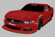 NXS17 American Muscle Template layer Pack