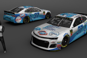 2019 Chris Buescher Speed Up Your Cleanup Pack