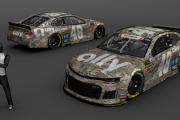 Jimmie Johnson 2019 Ally Patriotic