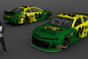 #24 William Byron Darlington 2019