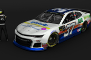 Chris Beuscher Cottonelle Chevy Camero