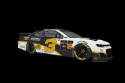 #3 Chevy Accessories Austin Dillon MIS2