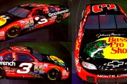 Dale Earnhardt Fictional 1998 Bass Pro Shops Car