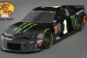 MENCS19 - Kurt Busch - Monster Energy (Bri2)