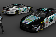 Matt Tifft Watkins Glen and Bristol 2 Pack
