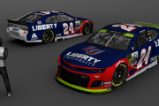 William Byron Round of 16 Cars