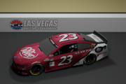 Alisa Robison #23 dr pepper ford mustang