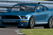 Mustang Shelby GT500 PaceCar