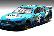 Fictional 2020 Kevin Harvick Busch car