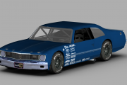TMS CLM Plymouth Duster Template