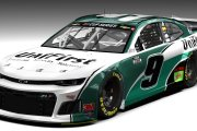 2020-9-Chase Elliott UniFirst Car