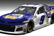 2020-9-Chase Elliott Napa Ride