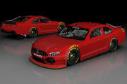NXS17 Mercedes-Benz AMG GT Template (Mustang body)