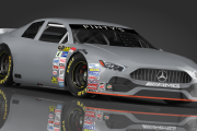 Pinty's Mercedes-Benz AMG GT Template