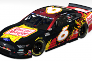 2020 Ross Chastain Oscar Mayer Mustang