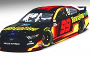 2020 Havoline Ford Mustang GT (Ben Rhodes Fictional)