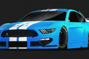 (MENCup2019) 2019 Mustang GT350 Decal Set