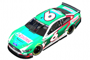 2020 Ross Chastain Castrol Mustang