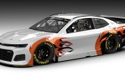 Dale Jr Foundation Flames
