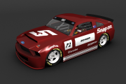NascarFunFacts & Rogue GT500 IROC Mod Templates