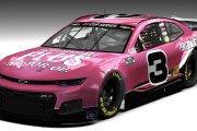 Fictional #3 J.J. Yeley RCR Performance Plus Motor Oil Chevrolet Camaro ZL1