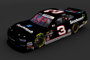 Retro Dale Earnhardt #3 GM Goodwrench Chevrolet (NFF 2020GNS Mod)