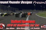 2019 Stafford Speedway SK Modifieds Car Set by GPD!!!