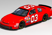 1996 #03 Joe Bean Chevrolet ( Cup )