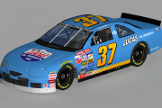 1996 #37 Larry Gunselman Ford ( Cup )