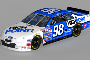 2020 Chase Briscoe #98 HighPoint.com Ford Thunderbird (BuschGNS98 Mod)