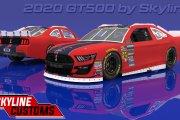 Ford Mustang GT500 Template - Mystical's ICR Mod