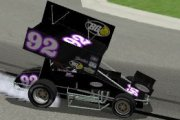 #92 Ryan Adema Southern Sprint Car
