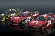 Alex Bowman/William Byron Axalta Fictionals