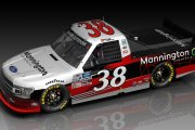 2020 Todd Gilliland Mannington Commercial Ford F150
