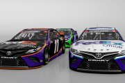 MENCS19 Denny Hamlin FedEx Fictionals